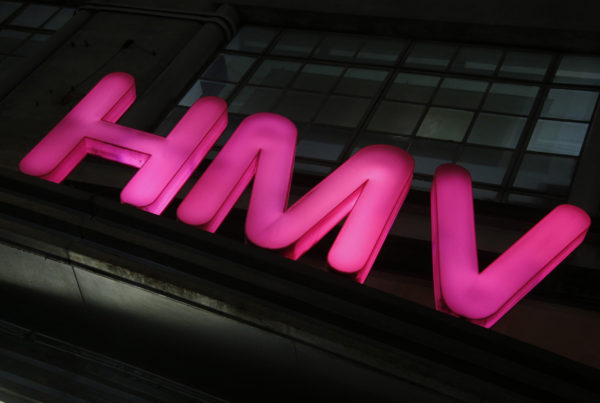 What You Can Learn From HMV's Demise