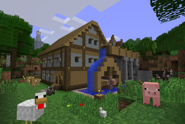 What Online Marketers Can Learn From Minecraft
