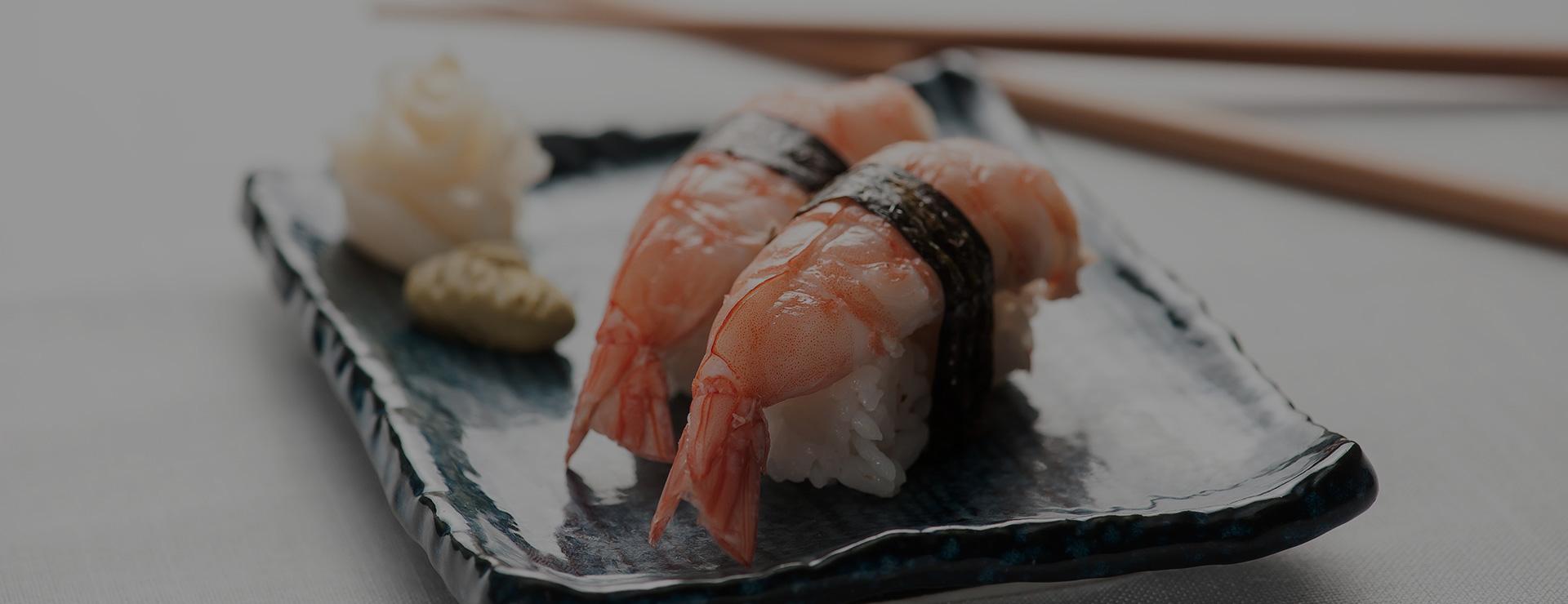 The Nami Sushi Web Build Story!