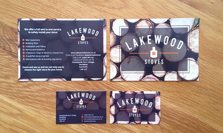 Lakewood Stoves Printed Artwork