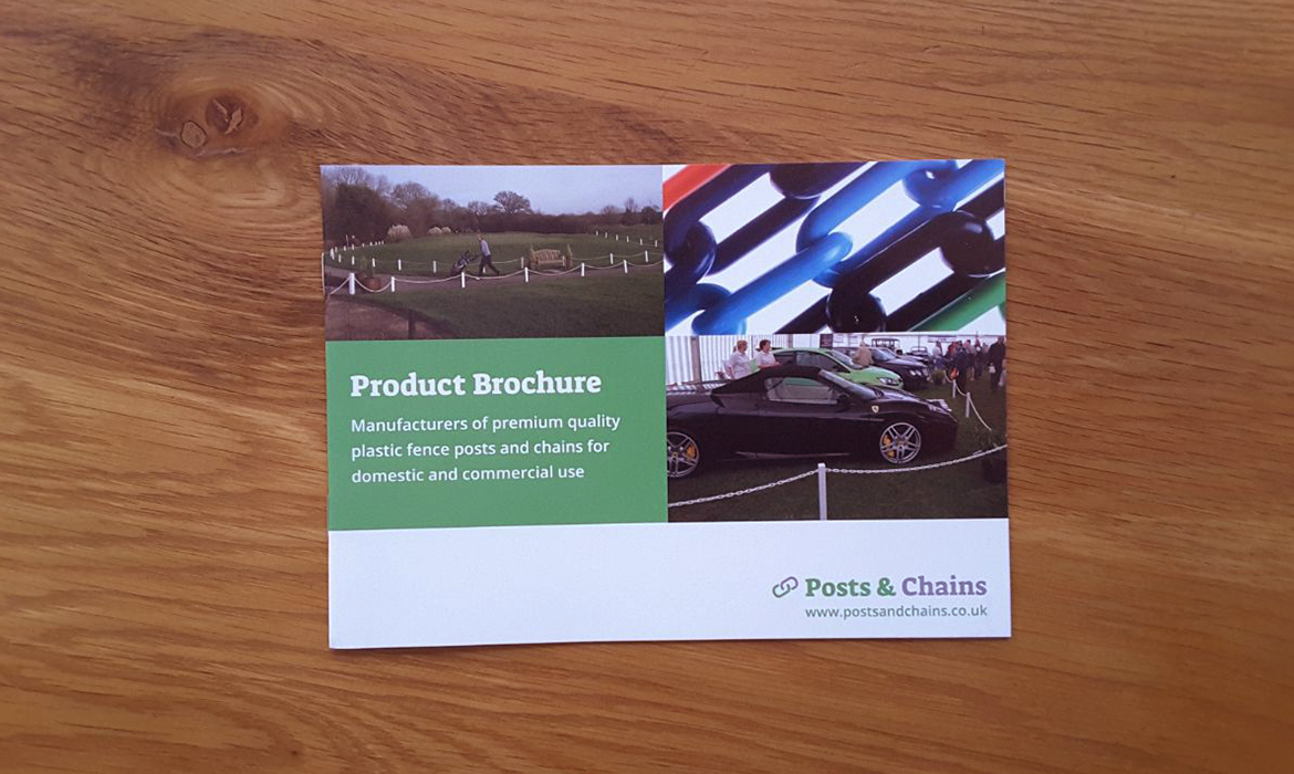 Posts & Chains Product Brochure
